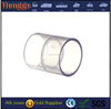 Hengge Clear Schedule 40 PVC Tees,clear pipe fitting