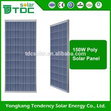 Best Selling dark brown sunpower folding solar panel with CE certificate