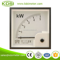 Easy operation BE-96 5KW 220V 25 / 5A power meter