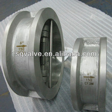 SS WAFER CHECK VALVE ANSI150