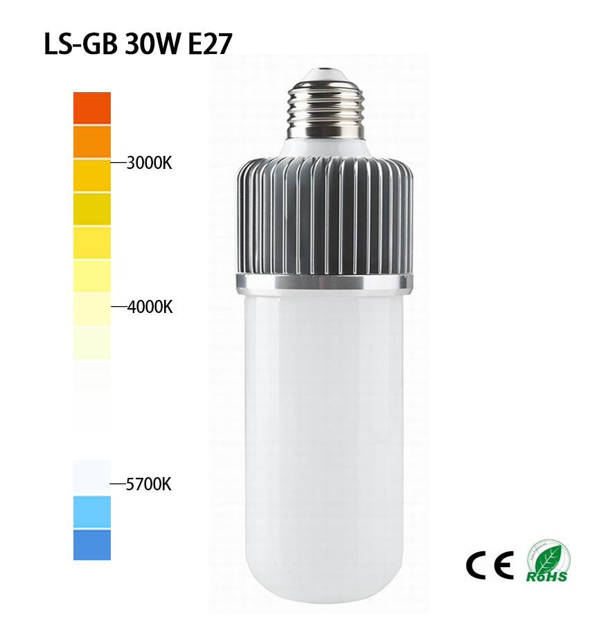 2015 factory price led bulb e27, energy saving 30w led bulb light