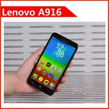 Original Lenovo A916 4G LTE Mobile Phone MTK6592 Octa Core 1GB RAM 8GB ROM 5.5 inch 1280x720 Android 4.4