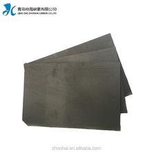 Factory Price High Purity Anode Carbon Graphite plate for for Electrolysis