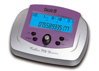 High quality DTMF/FSK Caller ID Box
