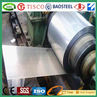 Factory price! stainless steel coil 201