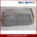 Metal Medical Sterilizing Basket