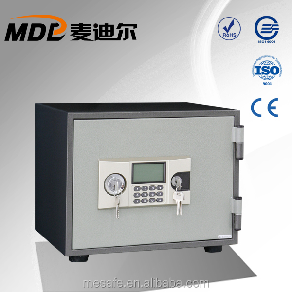 2015 High Quality Stainless Steel Fireproof Small Wall Hidden Safe