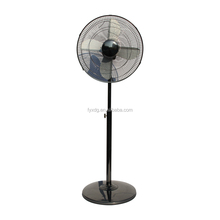 Home appliances high pressure strong power 20 inch oscillating stand fan