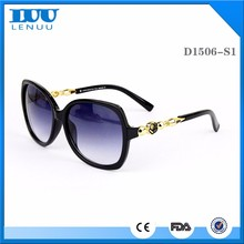 High Quality PC Frame Resin Lens Polorized Light Sunglasses With Ce Certificate