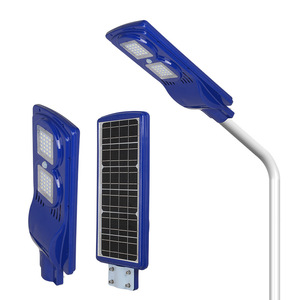 Super bright outdoor IP65 3 Years Warranty 25w solar led street light pole