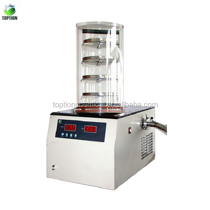 TOPTION Laboratory freeze dryer and home freeze dryer machine TOPT-10A