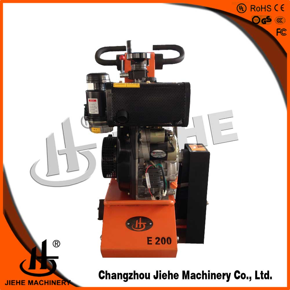 Road marking paint remover portable milling machine(JHE-200D)