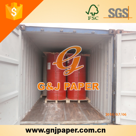 Excellent Quality Chemical Pulp CFB NCR Carbonless Paper for Sale