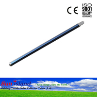 2015 Chinese Supplier Low Price Glass Heat Tube ETC Tube