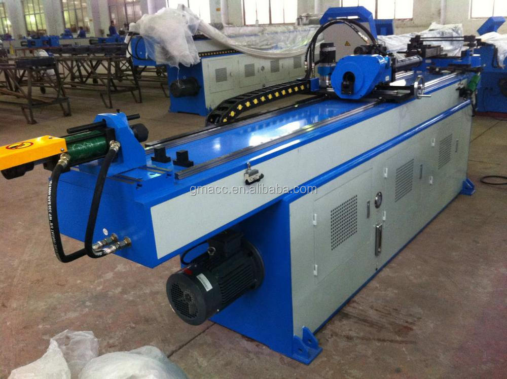 New Tube/Pipe Bending Machine GM-38CNC-2A-1S