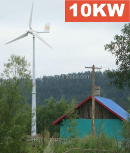 Hot sale 10kw wind turbine price/ residential wind power price/ 10000 watt wind generator for farm