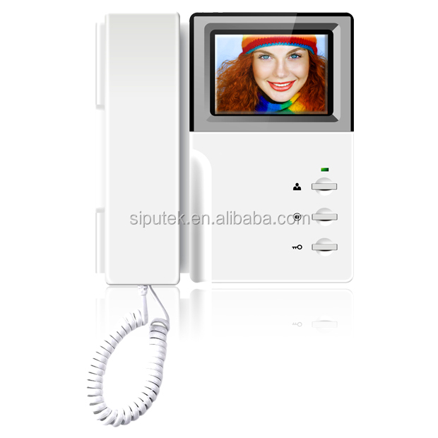 Analog Commax 4HP SIPO-823 Video Door Phones for Single House Use