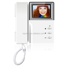 Analog Commax Similar 4HP SIPO-823 Video Door Phones for Single House Use