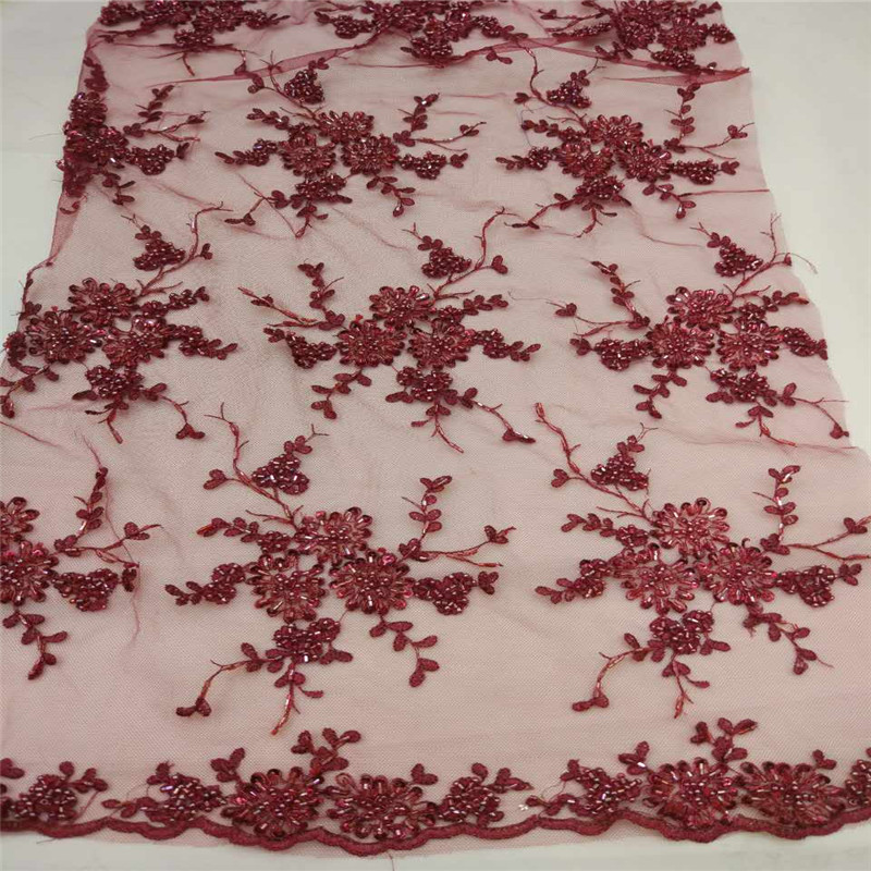 soft african french tulle lace fabric high quality