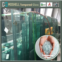 Manufacturer price high quality tempered glass price in the philippines