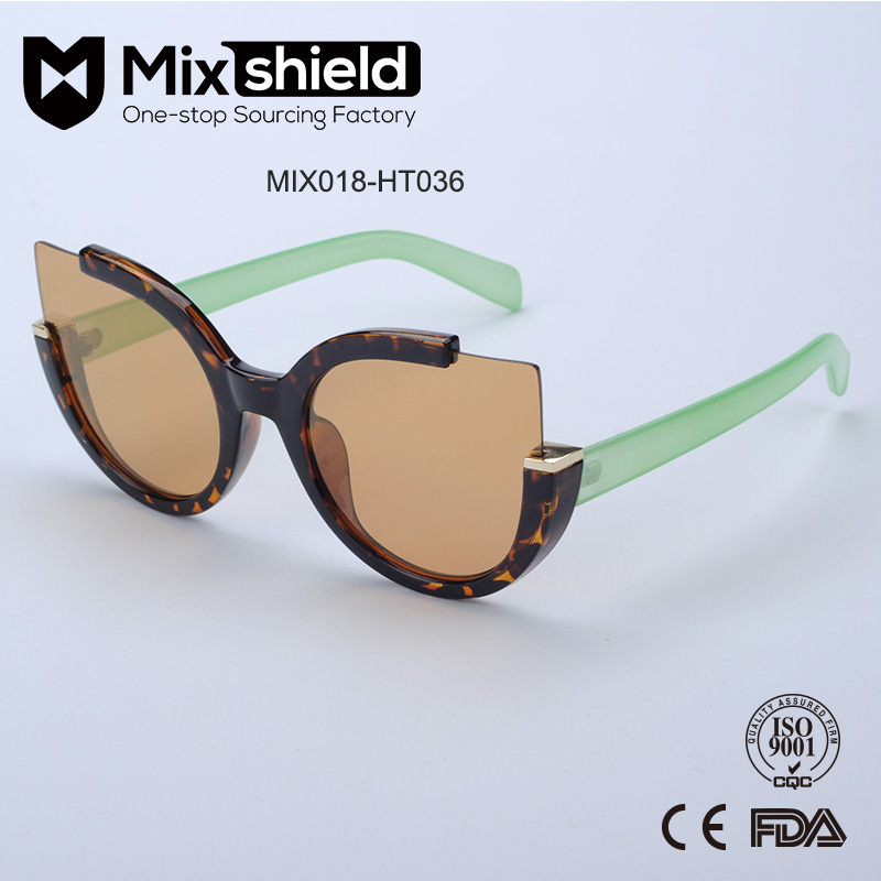 Fancy Shades Eyewear 2016 Latest Style Plastic Women Sunglasses