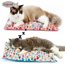 China supplier Wholesale Small Pet Cushion Bed Pillow Cat Mat