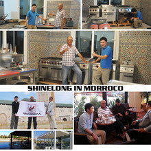SHINELONG IN MORROCO