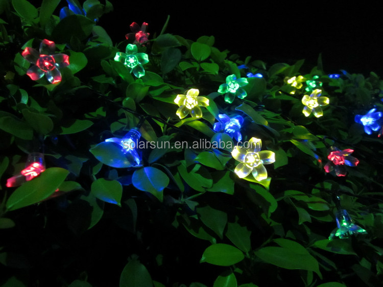 hot selling led maple leaf staring light with low cost good qualilty best delivery time form china