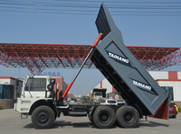 Hot sales in Asia low price high quality 70 ton off highway 6X6 12 wheel mining dump truck