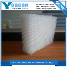 Wholesale cheap plastic honeycomb with popular design