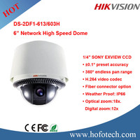 Hikvision CCTV 12x indoor High Speed Dome camera, IP camera