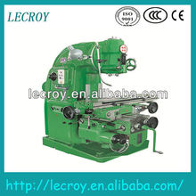 x5032 perfect lubricate system universal milling machine
