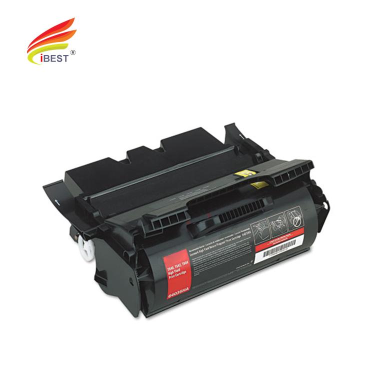 Lexmark 64015SA OEM Toner T640 T642 T644 Return Program Toner by Lexmark 6000 Yield