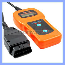 Automobile Diagnostic Scanner Universal OBD2 SEAT CAN-BUS Fault Code Reader OBDII Auto Diagnostic Scanner