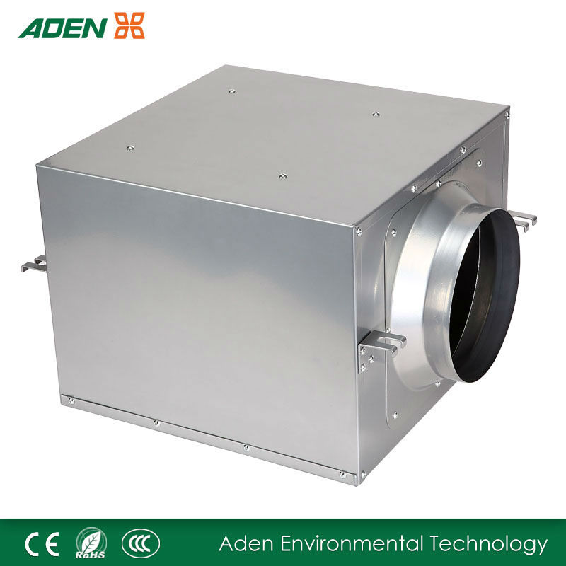 Small Inline Exhaust Fans : Square inline duct fan buy mine ventilation forced