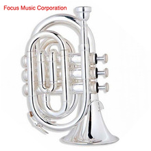 FPT-200S Nice Quality and Cheap Pocket Trumpet for Sale