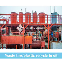 Save Energy High Output Crude Oil or Pyrolysis Oil Distillation Machine