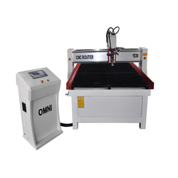 Cheap Price 1325 CNC Plasma Cutting Machine With THC for Steel