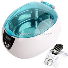 Stainless Steel Tank Digital Ultrasonic Cleaner with LCD Display for Jewelry / Watch / Denture