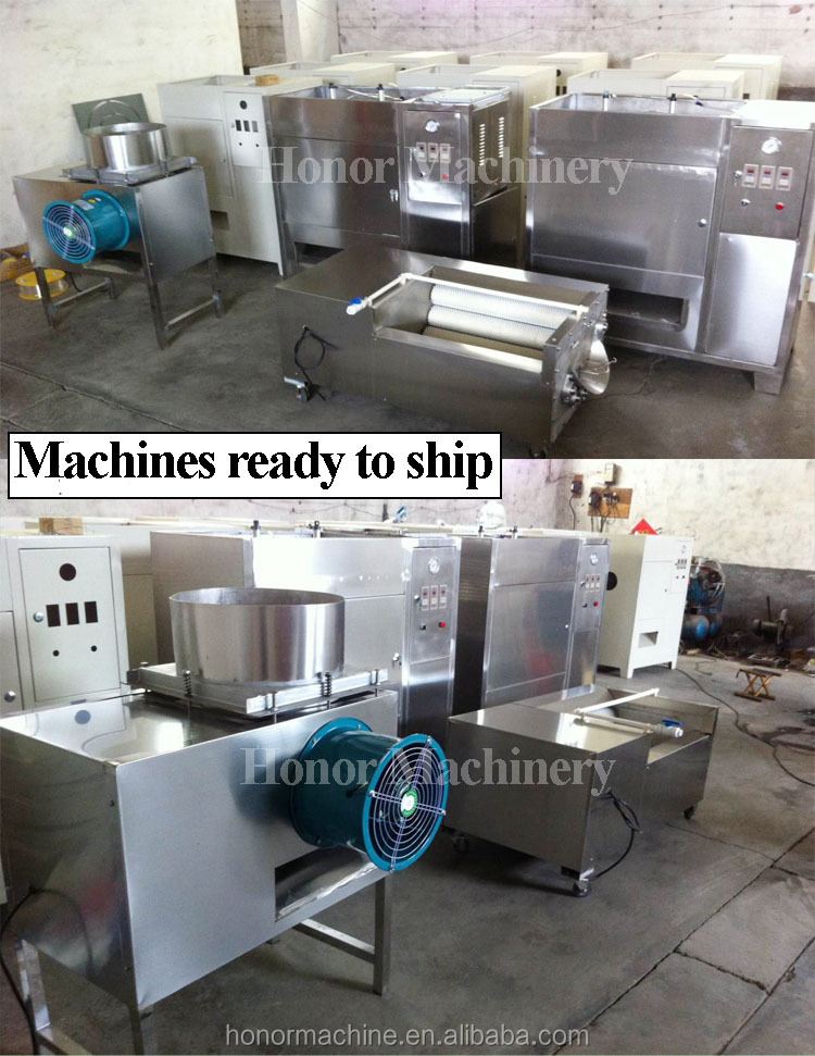 Garlic Separating and Peeler Machine | Garlic and Onion Peeling Machine
