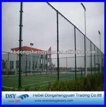 Playground Electric Galvanized Chain Link Fence /Used Chain Link Fence for sale