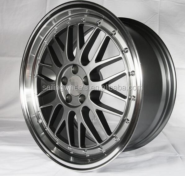 18'' car wheels alloy rim made in china for car