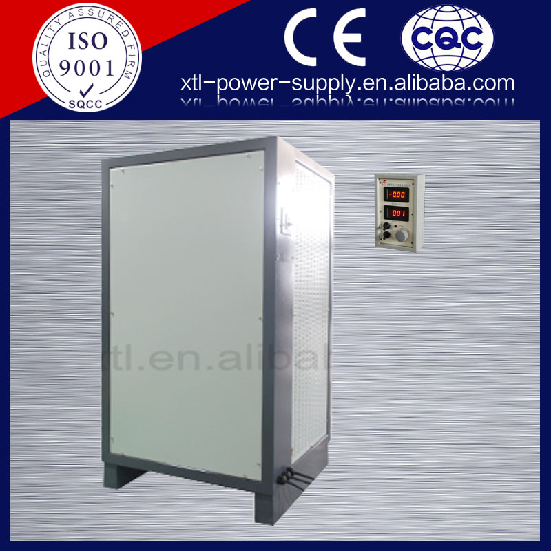 8V 5000A High Frenquency Nickel Plating Rectifier