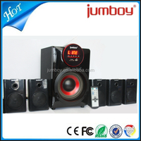 8 ohm 6 inch subwoofer best home theater wooden 5.1 speaker