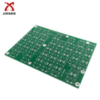Quick turn double sided fr 4 94v0 pcb