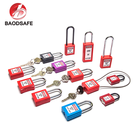 BAODI China Supplier Newest Type 38mm Small Size Safety Padlocks Keyed Alike