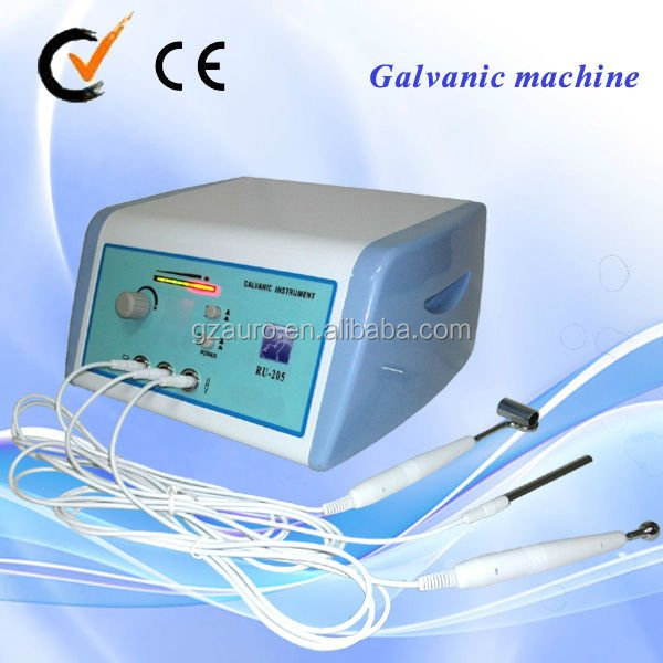 Au-205 electrical galvanic used facial equipment for sale