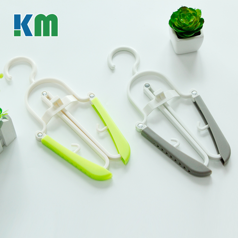 Factory Direct Shipment Focking Foldable Clothes Hanger