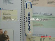 Hot sale in Brazil Wizard kid reading pen,Adopt OID printing technology