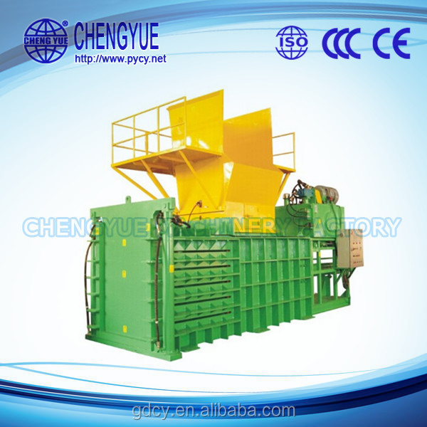 Alibaba new product baling machine, press for waste paper used in